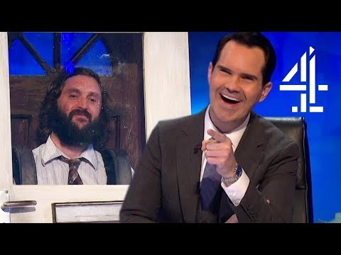 "Why's Joe Wilkinson Dressed Like a ""Horny Jehovah's Witness""?! 