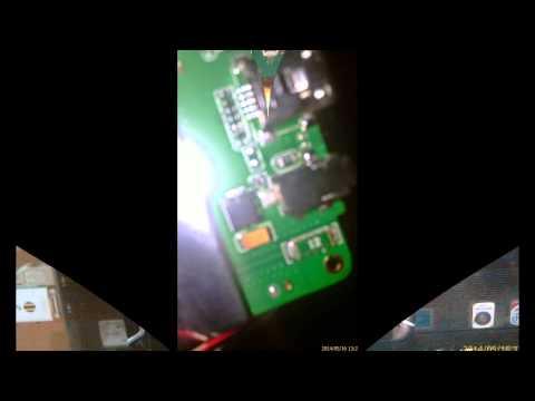 разбор GPS-навигатор Explay