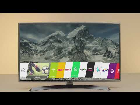 Download Youtube: LG Ultra HD 4K TV | UJ701V | Product Video
