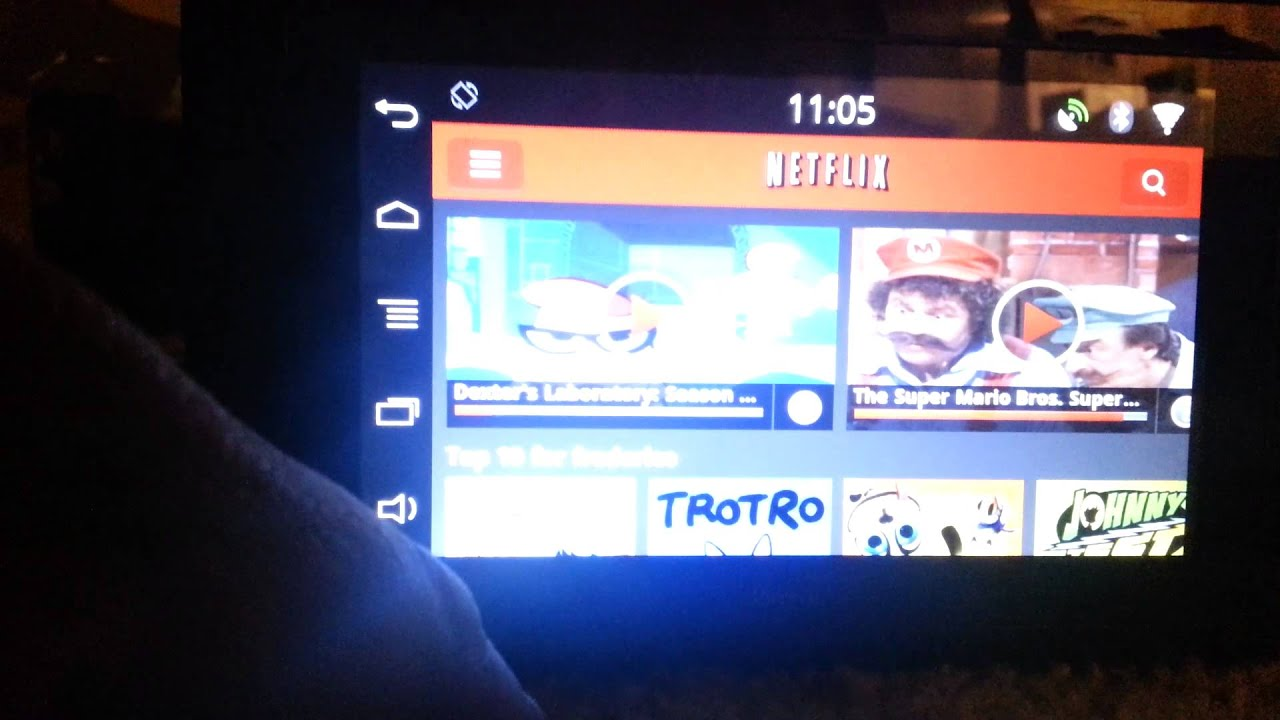 First test parrot smart rooted youtube greentooth Image collections