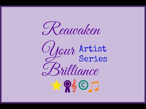 Reawaken Your Brilliance: Artist Series: Erin Hanson