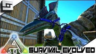 ark survival evolved bronto platform saddle base s3e23