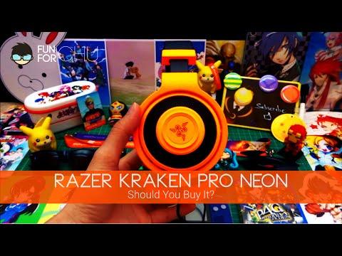 The BEST Gaming Headset? - Razer Kraken Pro Neon