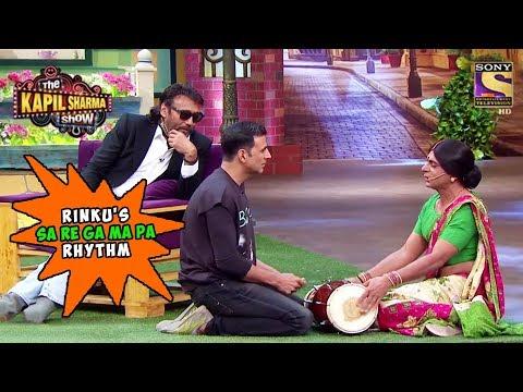 Rinku Devi Sings For Jackie & Akshay – The Kapil Sharma Show