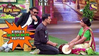 vuclip Rinku Devi Sings For Jackie & Akshay - The Kapil Sharma Show
