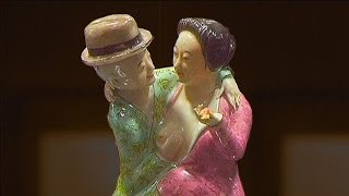 معرض لندني يحتفي بالجنس في الصين القديمة - le mag