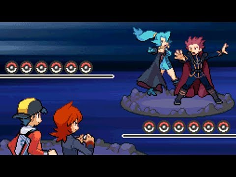 Double Battle With Silver!! [Pokemon HeartGold]