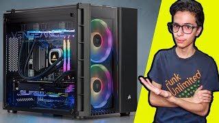 نصائح لبناء بي سي جيمينج   Tips for building a PC Gaming