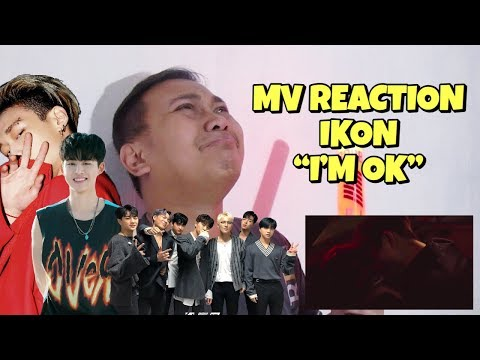 MV REACTION #53 - IKON 'I'M OK'