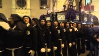 Semana Santa de Málaga 2014. Lunes Santo. Cofradía Dolores del Puente (8) B