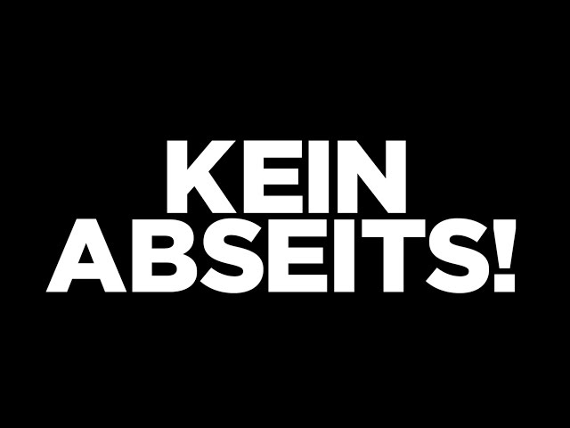 Fußball ohne Abseits?! Das Experiment – Football without offside (with engl. subtitles)