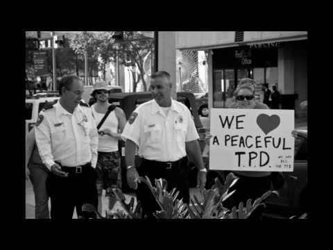 2012 Awakening Evolution of Consciousness: OWS Solidarity, Occupy Tampa