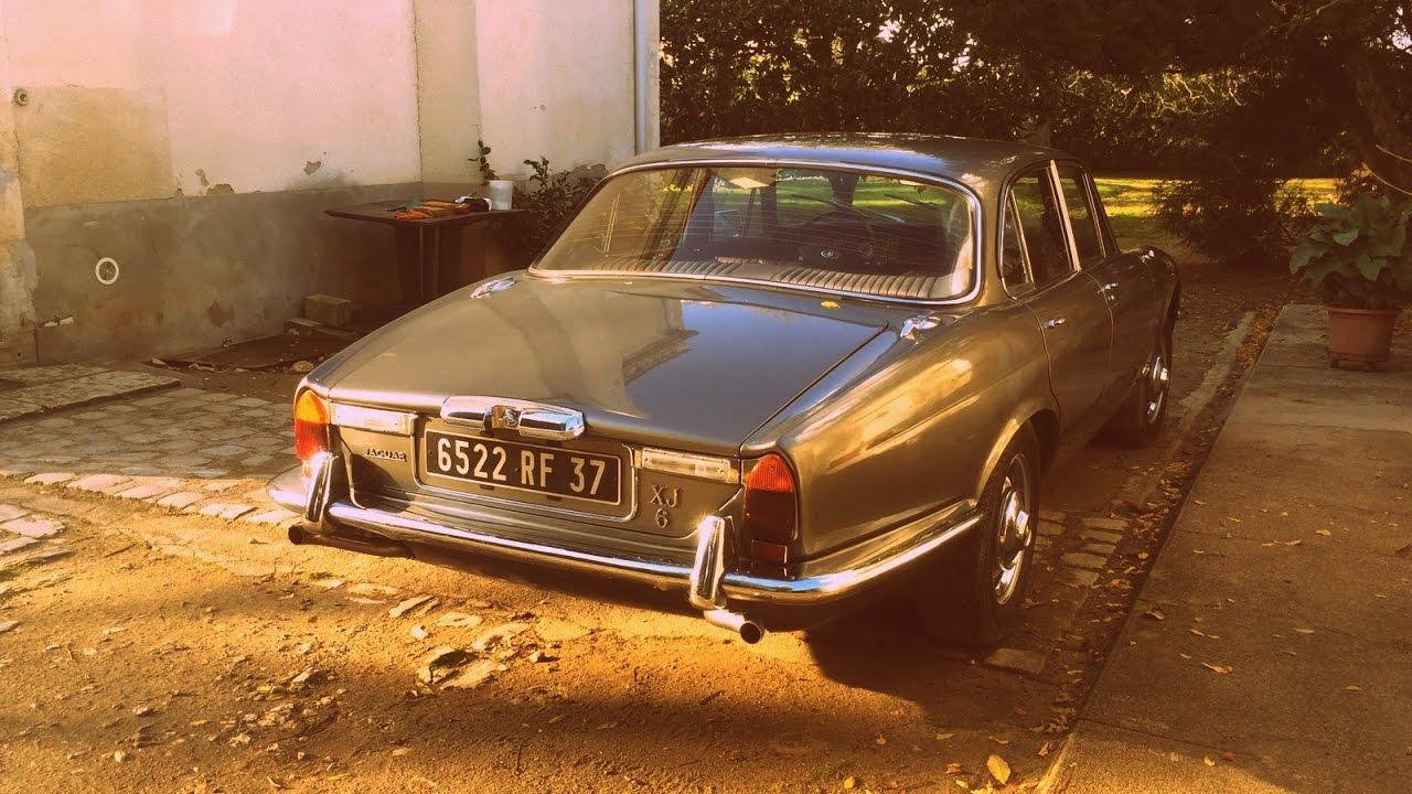 1975 Jaguar Xj6 4.2L - YouTube