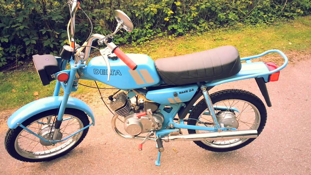 Рмз-1. 407 «рига-7» (1969-1976) легкий мопед, наступник «рига-5». Двигун д-6 (одношвидкісний), ємність.