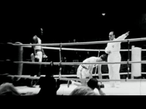Joe Frazier Annouces Himself On The Olympic Stage With Gold - Tokyo 1964 Olympics