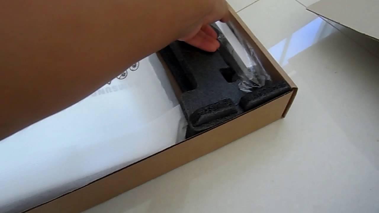 Notebook samsung expert x37 - Umboxing Notebook Samsung Expert X22