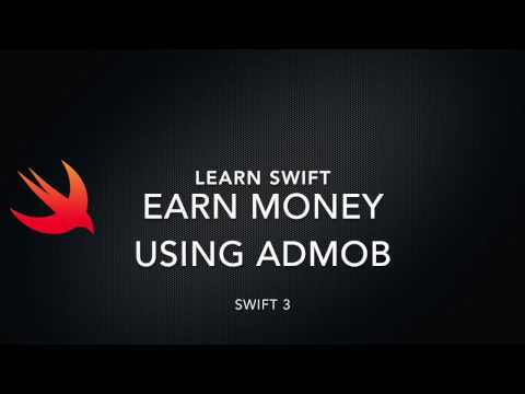 EARN MONEY USING ADMOB FIREBASE Swift 3.0 Xcode 8