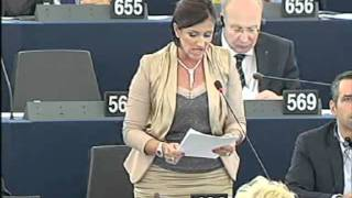 Sonia Alfano on Voting time - Organised crime in the European Union