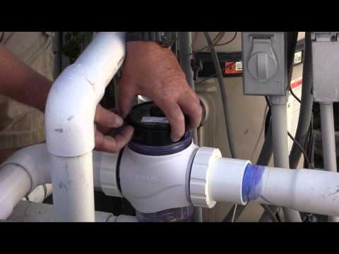 Salt & Swim 3C and Salt & Swim 3C Pro Salt Chlorination Installation & Startup