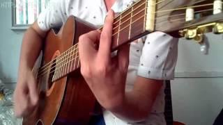 EM TRONG MẮT TÔI - GUITAR COVER - HỢP ÂM CỰC CHUẨN