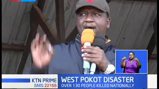 West Pokot leaders want President Uhuru declare floods pounding the country a national disaster