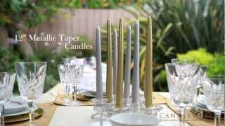 Taper Candles - Dripless Taper Candles