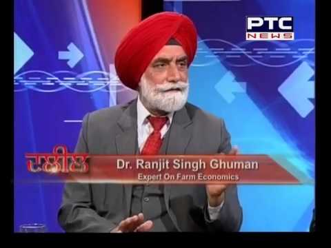 Daleel with SP Singh | Debate on FCI ReportIPunjab and harya