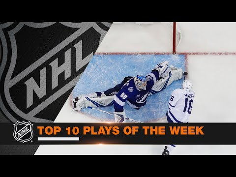 Top 10 Plays from Week 21