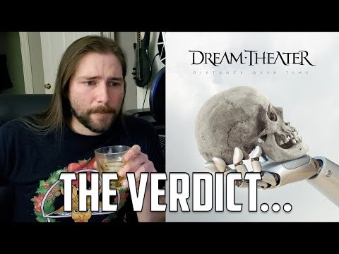 Distance Over Time Review (Dream Theater) | Mike The Music Snob