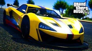 gta online new pfister 811 super car customisation showcase gta