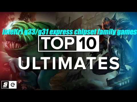 Top 10 Games For Intel G33/g31 Express Chipset Family||Best 10 Games For 0 Dedicated Vram