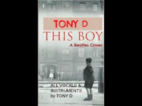 (The Video) THIS BOY by TONY D