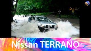 Nissan Terrano авто для города или деревни?  Семейный тест драйв и краш тест