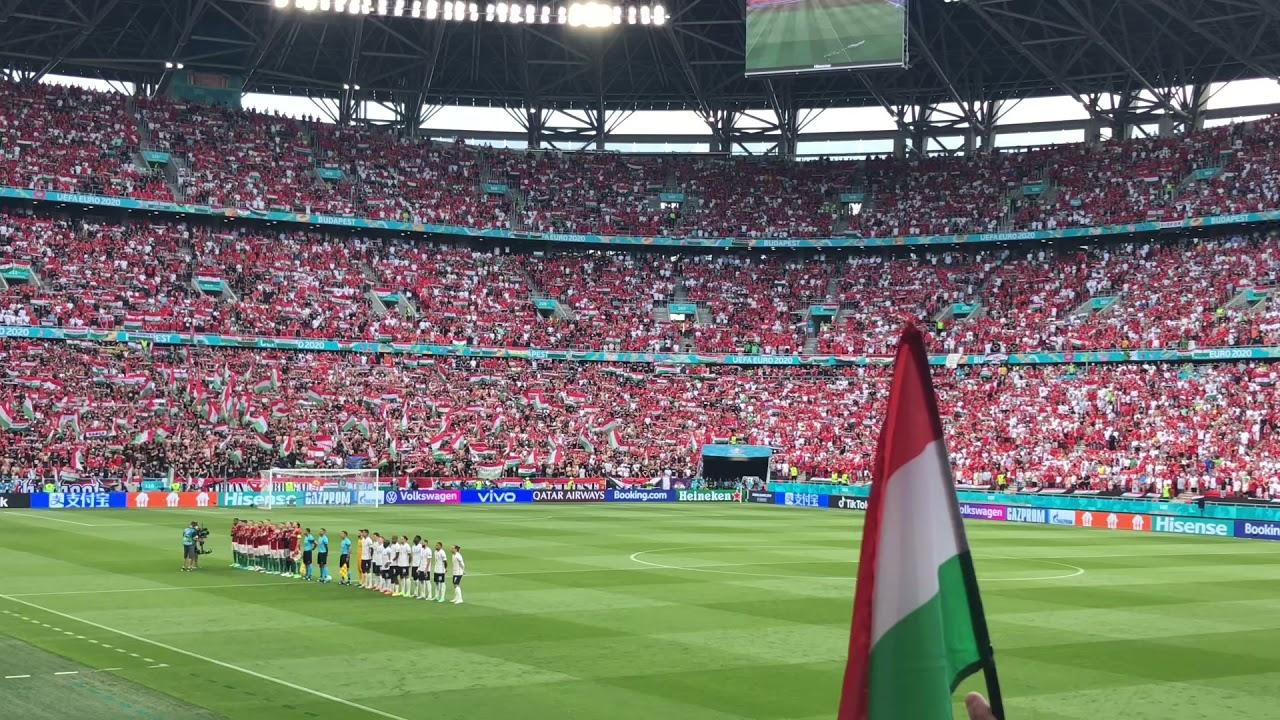 Download Euro 2020 - Magyarország-Franciaország - Magyar himnusz