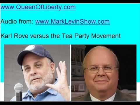 Mark Levin Gives Us The Truth About Karl Rove