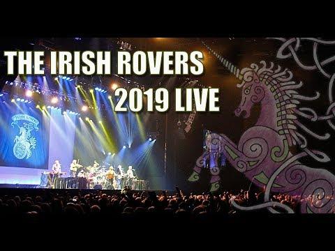 The Irish Rovers, LIVE 2019