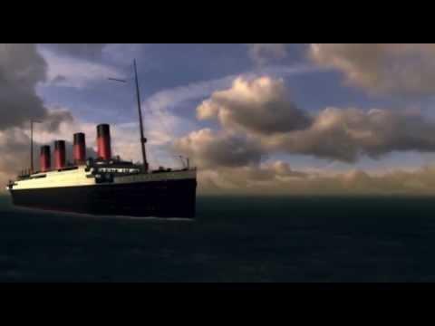 Titanic 2 movie 100th Anniversary tribute poster