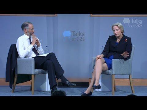 Talks at GS –JayneAnne Gadhia: Driving Gender Equality in Business