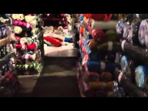Favric market in Denpasar
