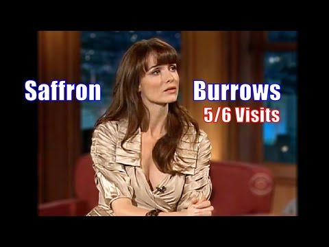Saffron Burrows - Craig Has Sexy Dreams About Her - 5/6 Visits In Chronological Order [480-720]