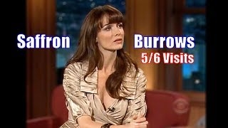 Video Saffron Burrows - Craig Has Sexy Dreams About Her - 5/6 Visits In Chronological Order [480-720] download MP3, 3GP, MP4, WEBM, AVI, FLV Juli 2018