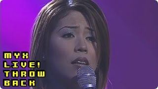 Video ROSELLE NAVA - Bakit Nga Ba Mahal Kita (MYX Live! Performance) download MP3, 3GP, MP4, WEBM, AVI, FLV Agustus 2018