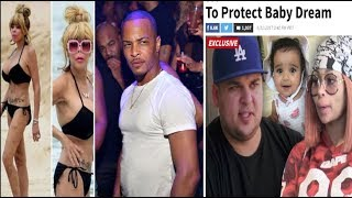 T.I. Accused of Body Shaming Wendy Williams+L.A.DCFS opens an investigation on Chyna & Rob