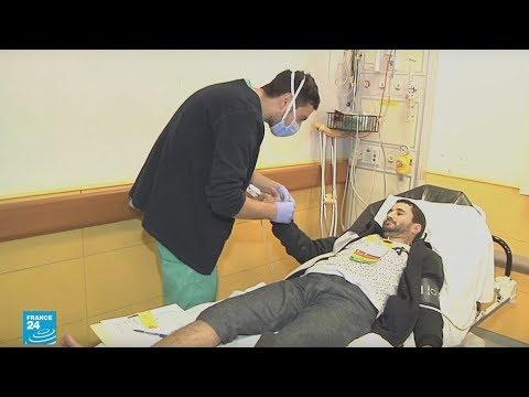 وصول جرحى حرب اليمن إلى مصر لتلقي العلاج على نفقة الإمارات  - نشر قبل 2 ساعة
