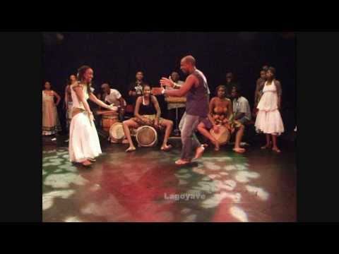 1. Martinican Bele drums and dance: Manze Mari