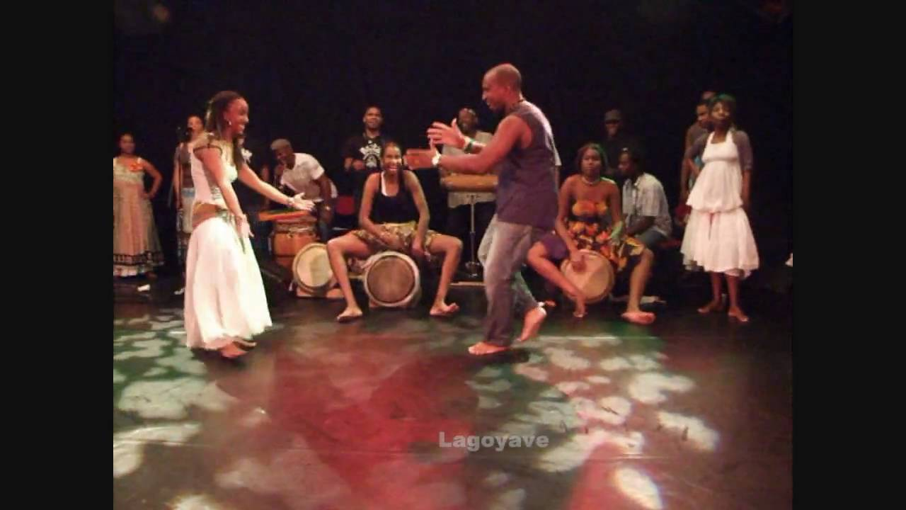 1. Martinican Bele drums and dance: Manze Mari - YouTube