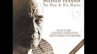 Mehdi Hassan-Ek bus Tu He Nahi Mujh Say Khafa Ho Bitha