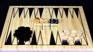 Ideal Game On! Backgammon