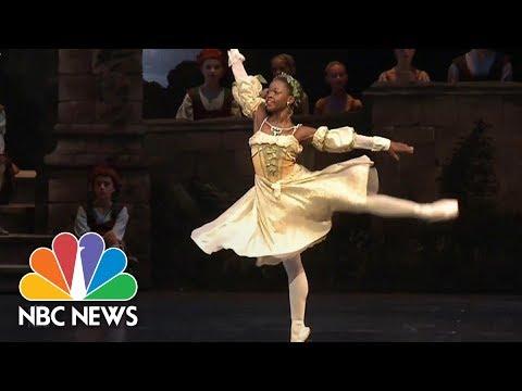 Ballerina Michaela DePrince's Remarkable Journey   Megyn Kelly   NBC News