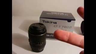 The Angry Photographer: IMPORTANT NIKON lens you must buy! TOKINA 100mm 2.8 MACRO